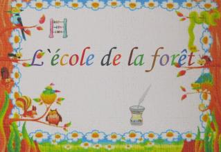 L-ecole-de-la-foret-livre-réalisé-par-les assistantes-maternelles